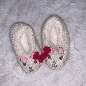 Bunny slippers (3 for $10)